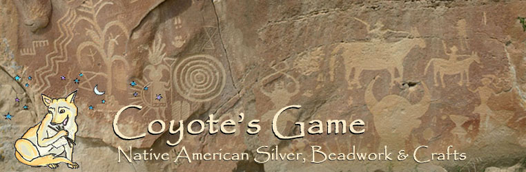 Coyote's Game logo and banner
